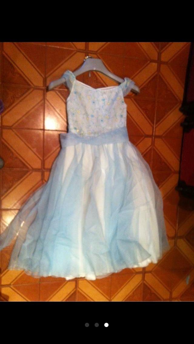 cbf365238 Vestido niña talla 10 de segunda mano por 15 € en Cornellà de ...
