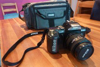 Camara réflex Nikon (carrete)