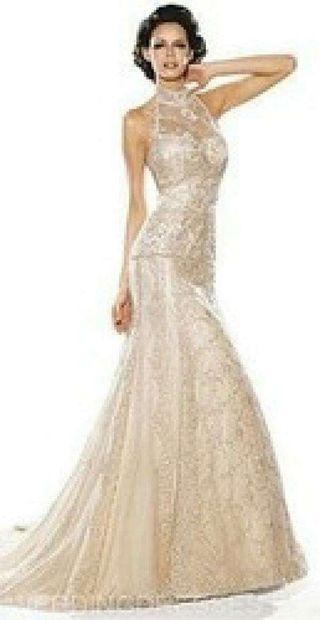 vestido de novia pronovias de segunda mano en mollet del vallès en