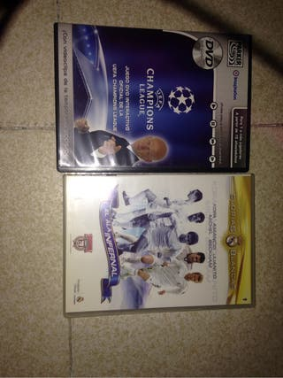 Real Madrid y champions league