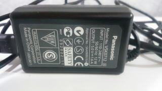 NUEVO: Cargador original Panasonic