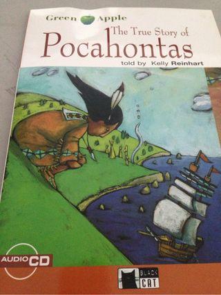 Libro Pocahontas ingles