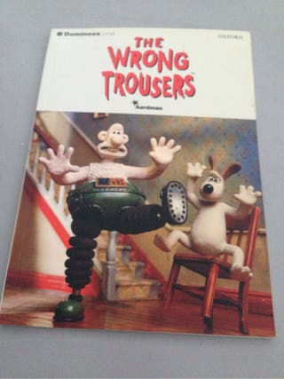 Libro The Wrong Trousers