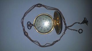 Reloj bolsillo oro siglo 19