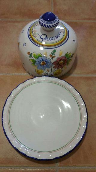 Quesera ceramica urge