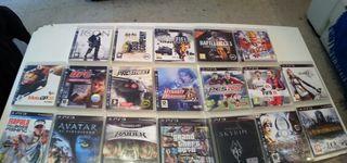 juegos de playstation 3(NO ENVIO)