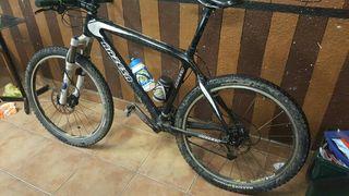 Bicicleta de montaña Razesa