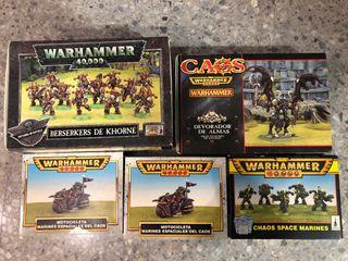 Pack warhammer 40000