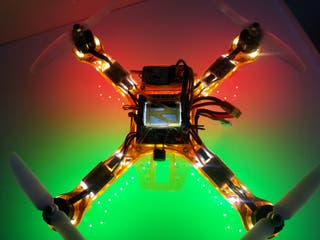 Dron 250 ghost V4