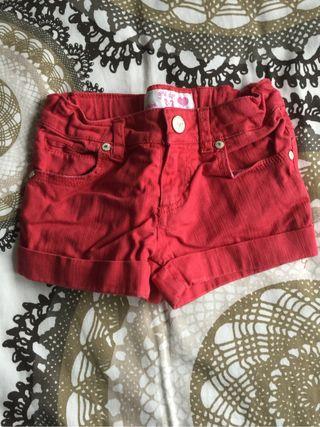 Pantalones vaqueros 2-3 años