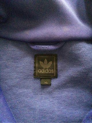 De Real Morada Madrid Adidas Original Segunda Mano Chaqueta OPNXw0k8n