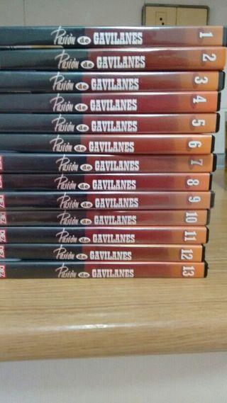 Pasión de Gavilanes. Colección completa en DVD com