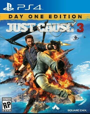 Just Cause 3 Play 4
