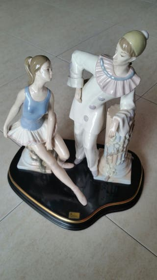 Figura porcelana NADAL
