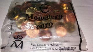 Monedero Euro sin circular