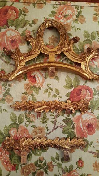 Piezas de retablo