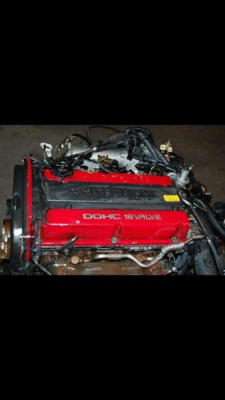 Culata Mitsubishi lancer Evo lX