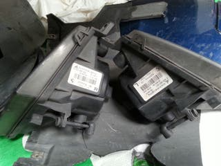 Faros antiniebla delanteros Bmw serie5
