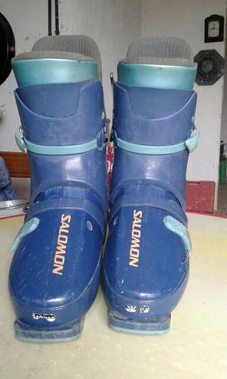 Botas de esquí número 42 ,43