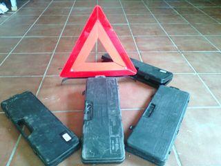 #Wallapophijos Triángulos de seguridad