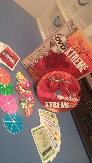 Juego DVD Trivial Pursuit Extreme
