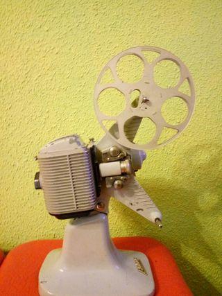 Proyector 8mm