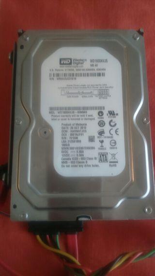 DISCO DURO 160 GB USADO