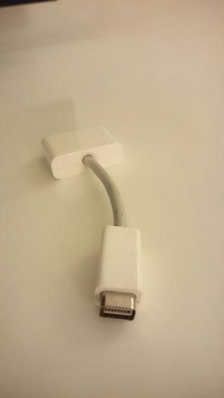 Cable Mac display port a Dvi