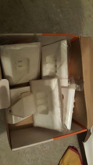 4 tomas 25A hembra para horno/vitro