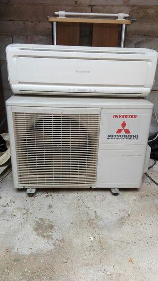 Aire acondicionado Mitsubishi inverter