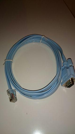 Cable consola cisco