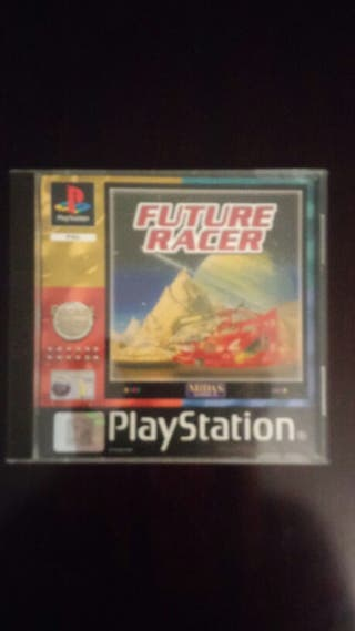 Future Racer, PlayStation, Psx