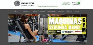 Maquinas gimnasio, fitness,gimnasio, cintas correr
