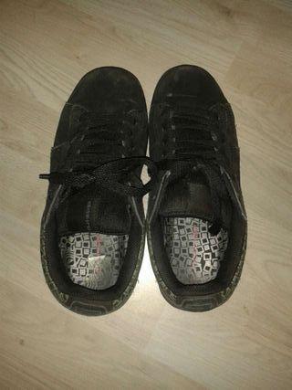 Zapatillas Quiksilver negras 39
