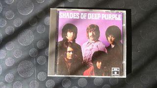 CD DEEP PURPLE. Shades of deep purple for sale  UK