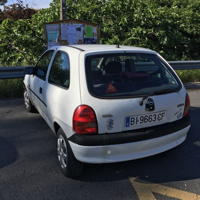 Opel corsa 1700 diésel