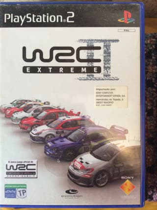 WRC 2 Extreme pS2