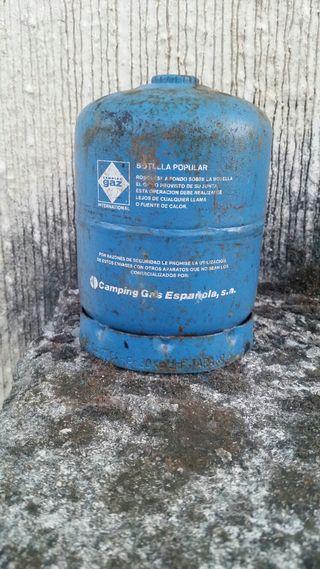 Bombona camping gas PEQUEÑA