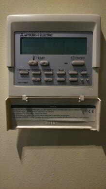 Maquina climatizador inverter Mitsubishi