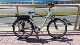 Bici electrica de paseo