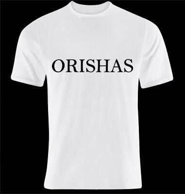 Camiseta nueva Orishas cualquier talla