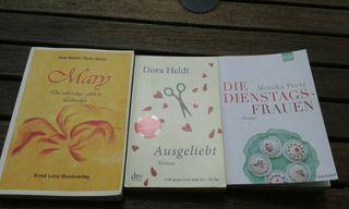 Novelas en alemán (Romane Deutsch)