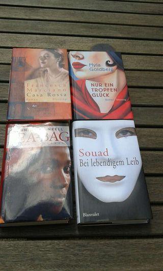 Novelas en alemán. (Romane in Deutsch)
