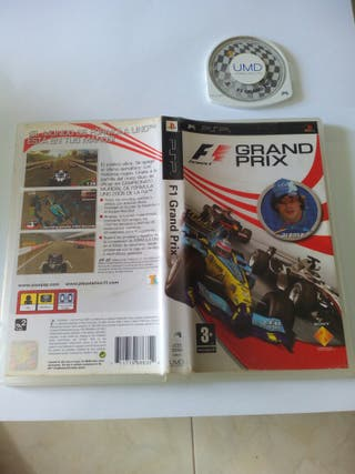 PSP - Fórmula 1 Grand Prix