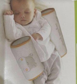 Cojín bebe anticuelco