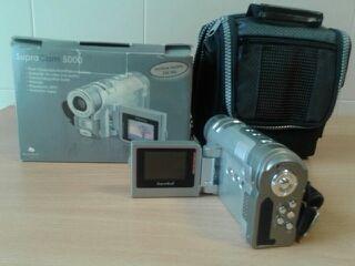 Cámara digital con video y audio