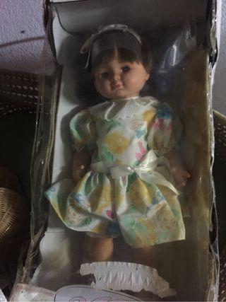 Muñeca antigua de Jesmar