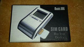 Memòria para la SIM
