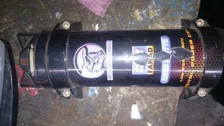 Pila para amplificador