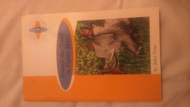 Libro Around The World In Eighty Days